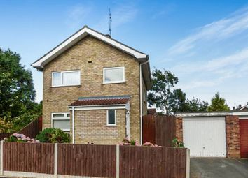 Thumbnail 3 bed detached house for sale in Rosedale Gardens, Belton, Great Yarmouth