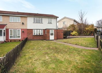 Thumbnail 3 bed semi-detached house for sale in Saunton Road, Rugby