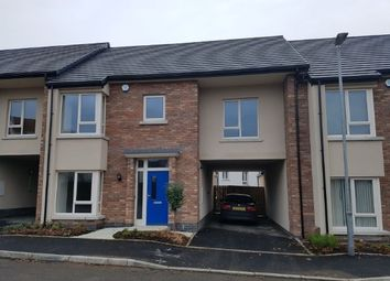 Thumbnail 4 bed town house to rent in Woodbrook Mews, Lisburn