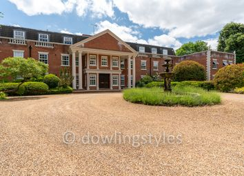 Thumbnail 2 bed flat for sale in Spencer Park, East Molesey