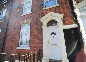 Thumbnail 5 bedroom terraced house for sale in Havelock Street, Preston