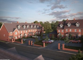 Thumbnail 3 bed terraced house for sale in Weather Oaks, Harborne, Birmingham