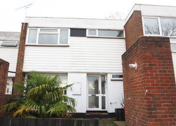 Thumbnail 3 bed terraced house to rent in Fosse Way, West Byfleet