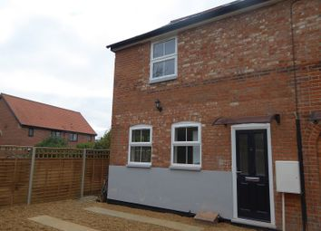 Thumbnail 2 bedroom terraced house for sale in Haylings Rd, Leiston, Suffolk