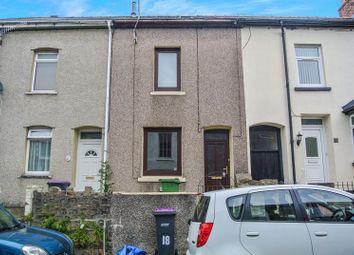 Thumbnail 2 bed terraced house for sale in Old James Street, Blaenavon, Pontypool