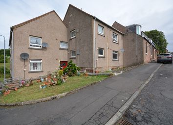 Thumbnail 2 bed flat for sale in High Street, Newmilns