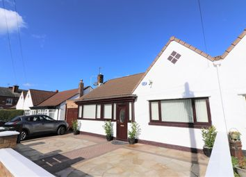 Thumbnail 3 bed bungalow for sale in Bromley Road, Wallasey