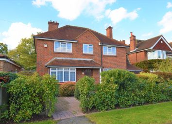 Thumbnail 3 bed detached house for sale in Christ Church Mount, Epsom