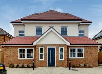 Thumbnail 1 bed flat for sale in Lily Court, Cox Lane, Epsom