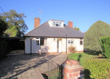 Thumbnail 3 bed detached bungalow for sale in Oakwood Avenue, New Milton