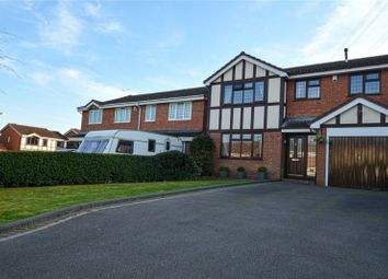 Thumbnail 4 bed country house for sale in Dart, Hockley, Tamworth, Staffordshire