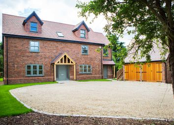 Thumbnail 5 bed country house for sale in Binfield Heath, Henley-On-Thames