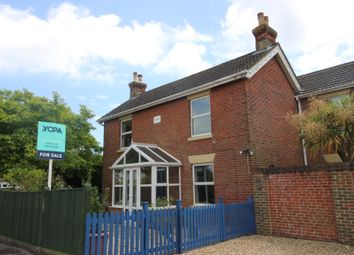 Thumbnail 3 bed detached house for sale in Admirals Road, Locks Heath, Southampton