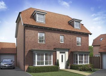 "Thumbnail 5 bedroom detached house for sale in ""Warwick"" at London Road, Allington, Maidstone"