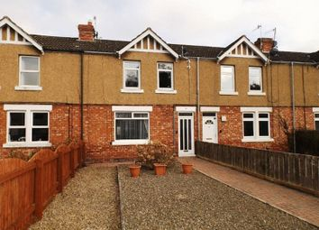 Thumbnail 2 bed terraced house for sale in St. Marys Field, Morpeth