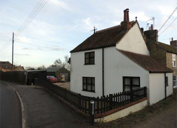 Thumbnail 2 bed end terrace house to rent in Feltwell Road, Southery, Downham Market PE38, Southery,