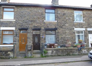 Thumbnail 2 bed terraced house to rent in Highfield Terrace, New Mills, High Peak