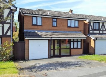Thumbnail 4 bed detached house for sale in Statham Drive, Edgbaston