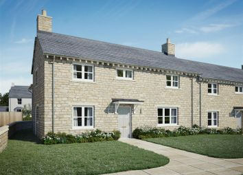 Thumbnail 3 bed semi-detached house for sale in Pooles Lane, Charlbury, Chipping Norton