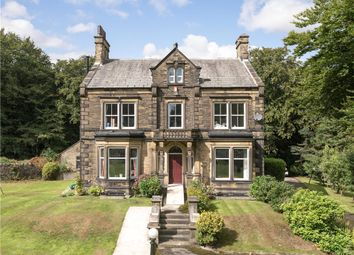 Thumbnail 7 bed property for sale in The Grange, Stoney Ridge Road, Bingley, West Yorkshire