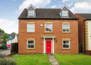 Thumbnail 6 bed detached house for sale in Tom Blower Close, Wollaton, Nottingham