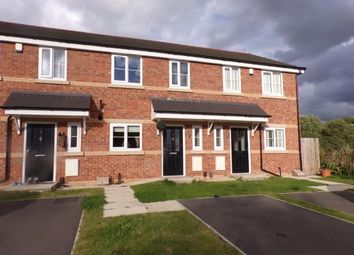 Thumbnail 3 bed terraced house for sale in Ivory Close, Eccles, Manchester