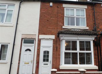 Thumbnail 2 bed terraced house for sale in Murray Street, Mansfield, Nottinghamshire
