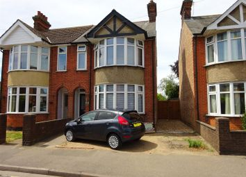 Thumbnail 3 bedroom property for sale in Sidegate Lane, Ipswich