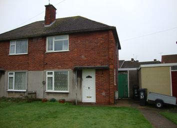Thumbnail 2 bed semi-detached house for sale in Canberra Road, Weston-Super-Mare