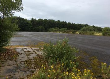 Thumbnail Land to let in Lillyhall Industrial Estate, Branthwaite Road, Workington, Cumbria, UK