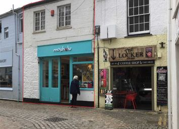 Thumbnail Retail premises to let in 2, Olivers Quay, Mevagissey, Cornwall