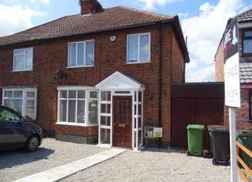 3 bed semi-detached house for sale in Queens Street, Leicester LE2