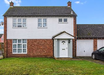 Thumbnail 3 bed link-detached house for sale in Cotswold Drive, Long Melford, Sudbury, Suffolk
