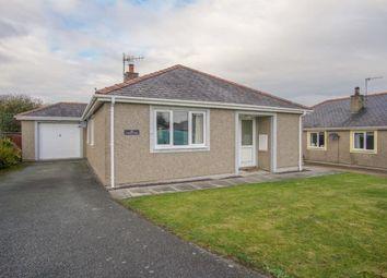 Thumbnail 3 bed bungalow for sale in Cysgod Y Bryn, Llanbedrog, Gwynedd