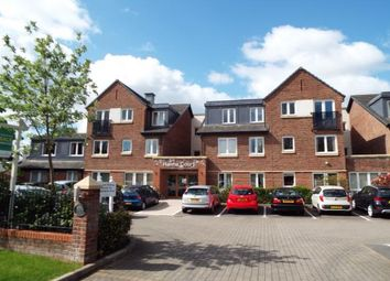 Thumbnail 1 bedroom flat for sale in Hanna Court, 195-199 Wilmslow Road, Wilmslow, Cheshire