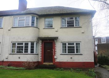 Thumbnail 2 bed flat for sale in Sandringham Way, Moortown