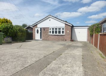Thumbnail 3 bed detached house for sale in Lancaster Close, Old Catton, Norwich