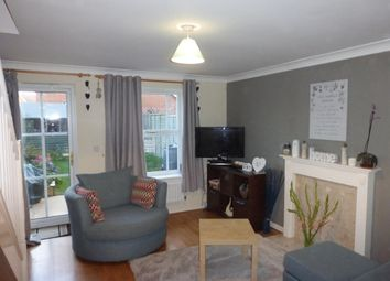 Thumbnail 2 bed terraced house to rent in Topaz Drive, Andover