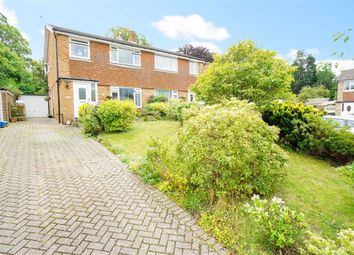 Thumbnail 3 bed semi-detached house for sale in Hollybank Gardens, St. Leonards-On-Sea, East Sussex