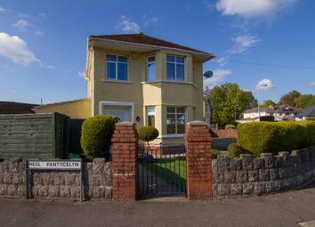 Thumbnail 3 bedroom detached house for sale in Heol Pant Y Rhyn, Whitchurch, Cardiff