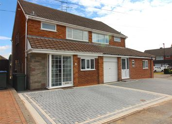 Thumbnail 3 bedroom property for sale in Nova Croft, Coventry