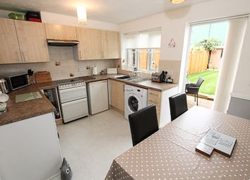 Thumbnail 2 bed terraced house for sale in Bayfield Drive, Burwell
