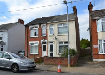 Thumbnail 3 bed semi-detached house to rent in Britannia Road, Ipswich
