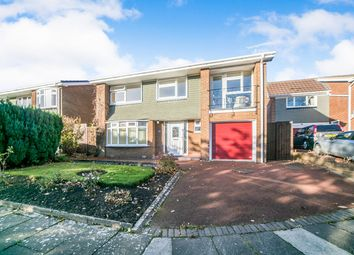 Thumbnail 4 bed detached house for sale in The Cedars, Whickham, Newcastle Upon Tyne