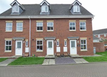 Thumbnail 3 bed property for sale in Monck Drive, Nantwich