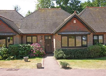 Thumbnail 2 bed terraced bungalow for sale in Lorenden Park, Highgate Hill, Hawkhurst, Cranbrook