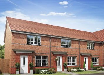 """Thumbnail 2 bedroom terraced house for sale in """"Roseberry"""" at Barmston Road, Washington"""