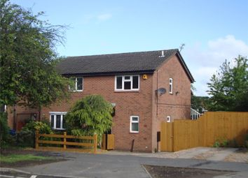 Thumbnail 2 bed semi-detached house for sale in Derby Road, Heanor, Derbyshire