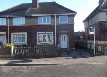 Thumbnail 3 bed semi-detached house to rent in Cross Lane, Royston, Barnsley