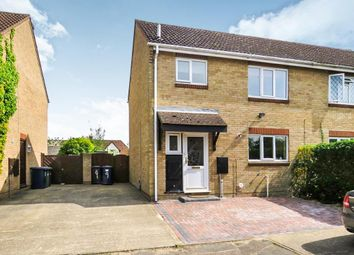 Thumbnail 3 bed semi-detached house for sale in The Rampleys, Hemingford Grey, Huntingdon